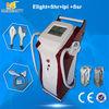良い品質 レーザー脂肪吸引機器 & SHR E -表面持ち上がることのための軽い IPL 美装置 10MHZ RF の頻度 販売