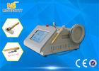 良い品質 レーザー脂肪吸引機器 & 灰色の高周波レーザーのくもの静脈の取り外しの管機械 販売