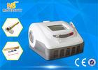 良い品質 レーザー脂肪吸引機器 & 医学のくものための 30W 高い発電 980nm の美機械は処置を張りめぐらします 販売
