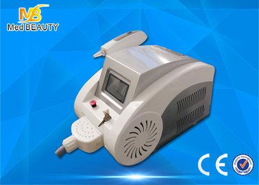 中国 灰色ND Yagレーザーの入れ墨の取り外し機械、qは入れ墨の取り外しのためのレーザーを転換しました 代理店